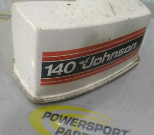 Johnson-Outboard-Engine-Cowling-Cover-140HP