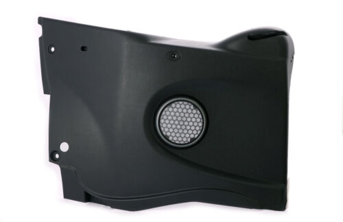 BMW Mini Cabrio R52 Rear Left N//S Lateral Trim Side Panel Panther Black
