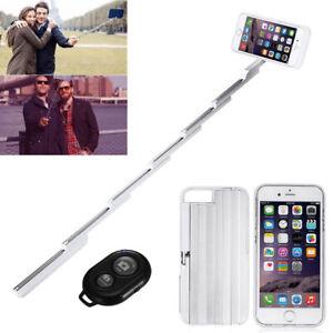 best service d5318 cf9e2 Details about Luxury Aluminum StikBox Selfie Stick Phone Case Cover For  iPhone 6S+_6+_ 7_7+