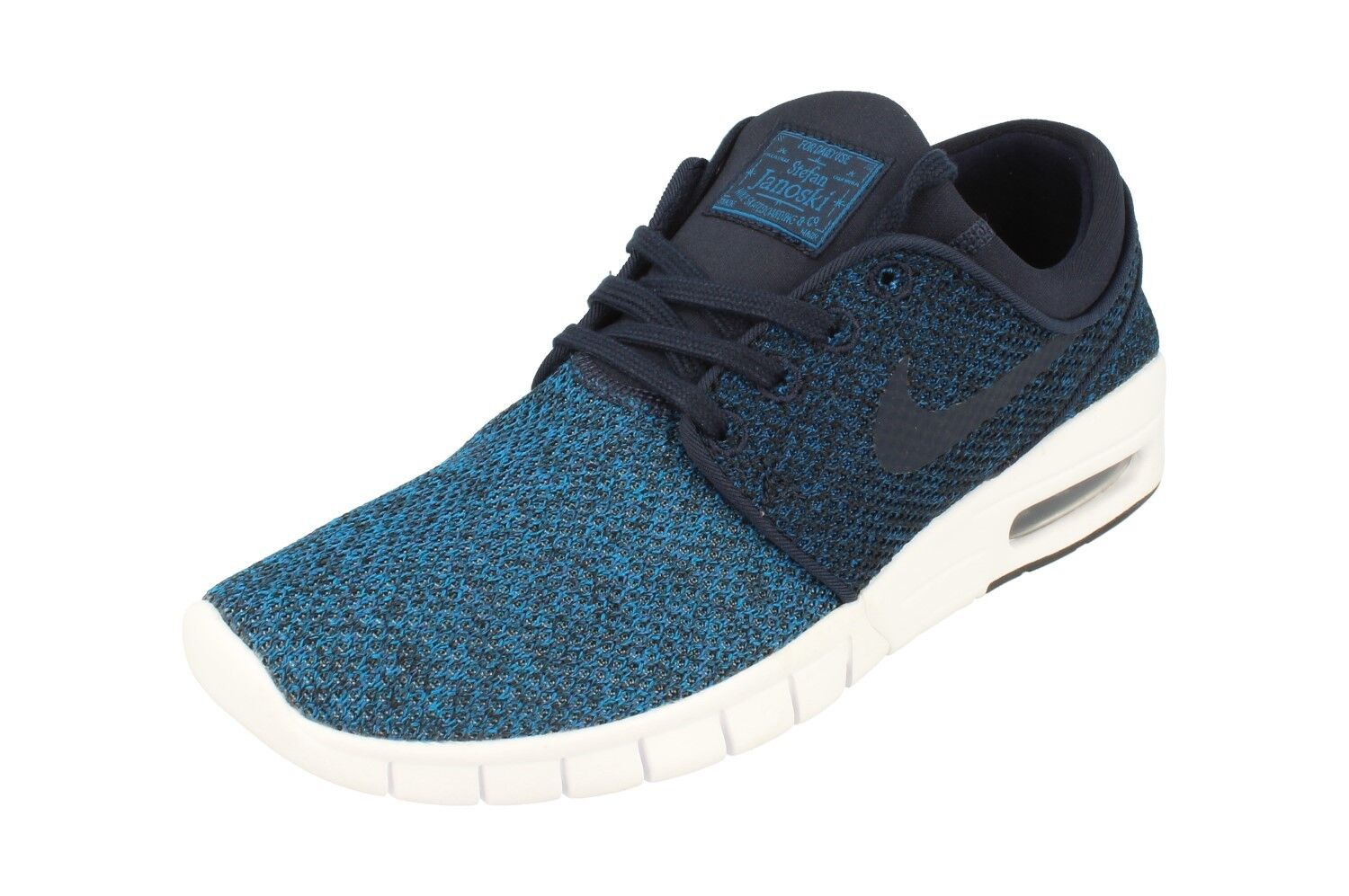 Nike Sb Stefan Janoki Max homme Trainers 631303 Sneakers chaussures 444