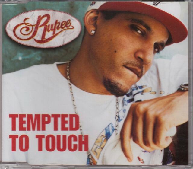 RUPEE Tempted To Touch MCD 2004 RAR & WIE NEU 2000er Ragga / Hip Hop Klassiker !