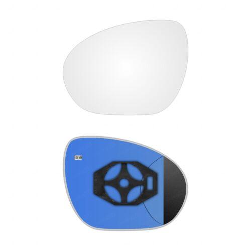 Links Asphärisch Spiegelglas Beheizbar für Nissan Cube 2010-2019