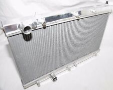 "Dual Core 2"" aluminium Radiator fits 90-94 Eagle Talon/Mitsubishi Eclipse MANUAL"