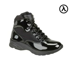 24efac9f571 Details about THOROGOOD UNIFORM USA MADE POROMERIC CROSS-TRAINER BOOTS  831-6833 - ALL SIZES