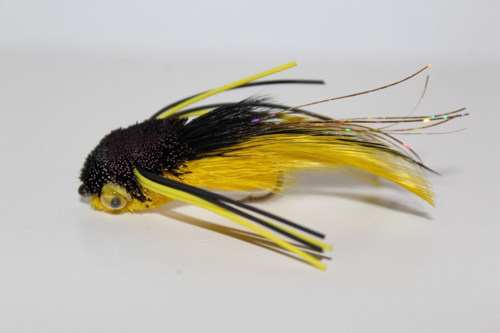 5 Dozen, Brookside  Flies Boomer's Bass Bug, Size 2  up to 50% off