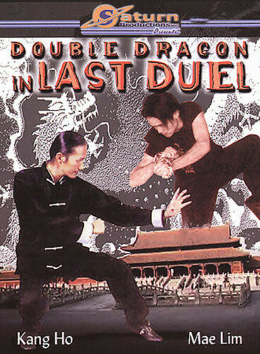 Double-Dragon-In-Last-Duel-Brand-NEW-Still-SEALED-FREE-SHIPPING