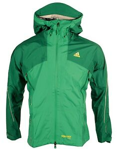 Details zu ADIDAS TERREX GORE TEX ACTIVE SHELL WOMENS JACKET COAT UK SIZE 6,8,14 RRP £250