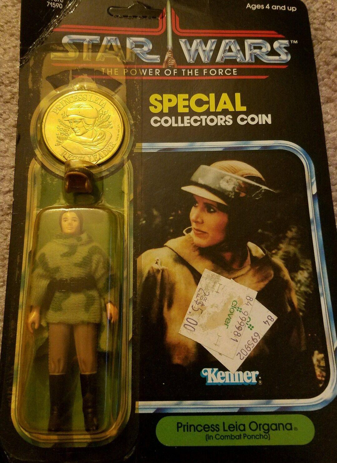 Princess Leia Organa Star Wars action figure Special Collectors Collectors Collectors Coin 2105c7