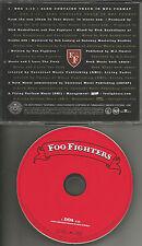 FOO FIGHTERS DOA w/ MP3 TRK Rare PROMO Radio DJ CD single 2005 USA MINT