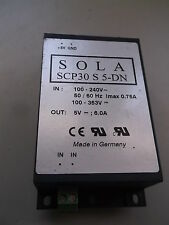 Sola SCP30 S 5-DN Power Supply  *FREE SHIPPING*