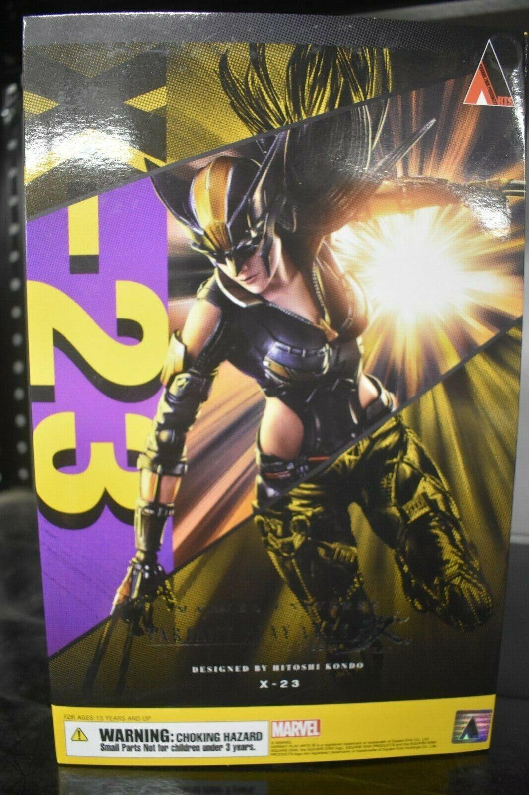 Arte transformador de Square Enix Kai X - 23