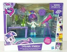 B9484 My Little Pony Twilight Sparkle Science Star Class Set Brand New Age 5
