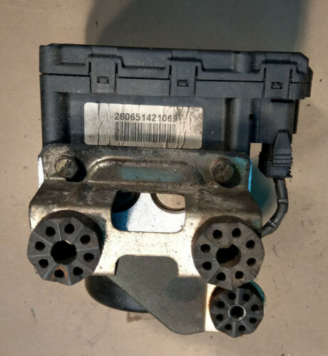 BMW e36 z3 ABS HYDRAULIQUE bloc dispositif de commande 1164047 5wk8 428