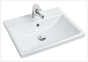 Design-Moebel-Waschtisch-41x52-T-B-mit-Hahnloch-und-Uberlauf-Eckig-Waschbecken