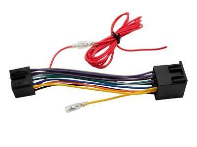 PC2-74-4 Voiture Stéréo Câblage Harnais Adaptateur ISO plomb pour Peugeot 406