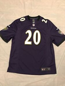 2020 NFL Nike Baltimore Ravens Ed Reed Game Retired Player Edition ...