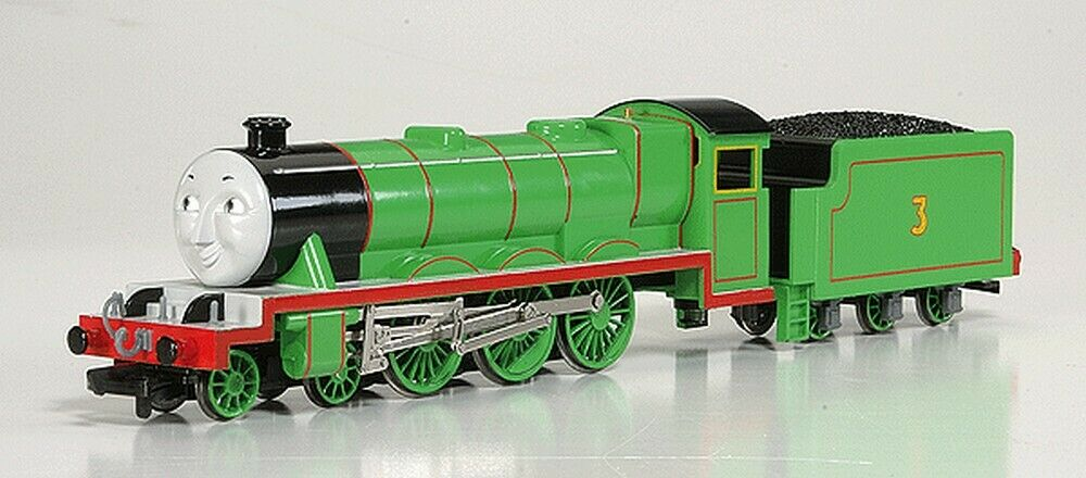 Bachmann-Henry the verde Engine Ho