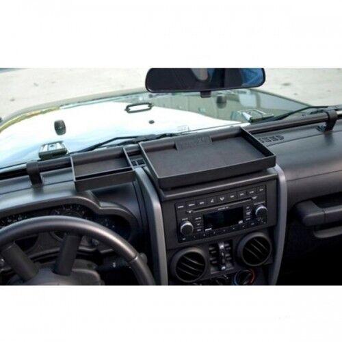 Jeep Wrangler JK armoire armoire flottant sur tableaux de bord 07-10