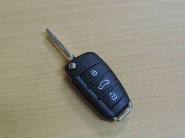 New Flip Key For Audi A3 TT  Remote Key 8X0 837 220 D 434 K8X0