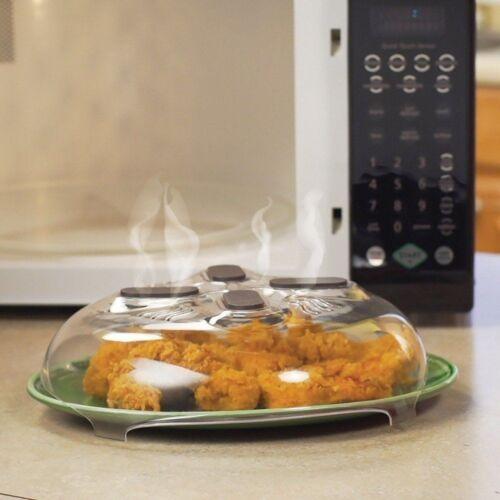 FORNO A MICROONDE Splatter Splash Guard cibo coperchio ciotola di Copertura-Anti-splash