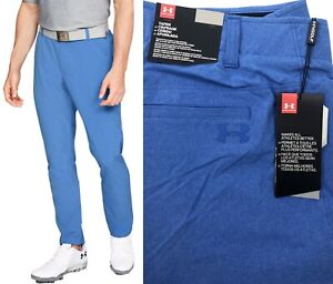 Under-Armour-UA-Showdown-Vented-Tapered-Golf-Trousers-W32-W34-W36-RRP-75
