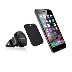 Stand Universal Cell Phone GPS Air Vent Magnetic Car Mount Cradle Holder
