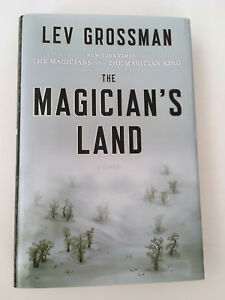 Book The Magicians Land