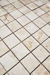 Expresso Poli MARBRE mosaïque Wall /& Floor Tiles