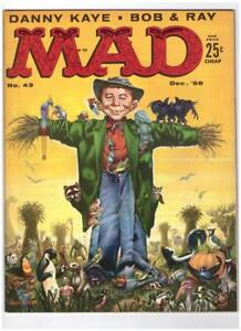 Mad-Magazine-43-1958-EC-Comics-VF-8-0