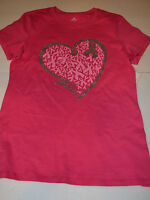 Womens Breast Cancer T-shirt Size M (8/10) Pink