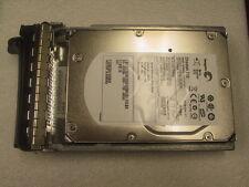 """Dell Seagate 146GB T10 16MB 3Gb SAS 3.5"""" Hard Drive DR238 ST3146755SS W/CADDY"""