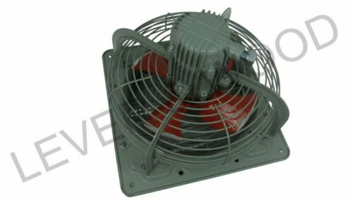 Cycle Shop Custom Paint Spray Work Extractor Fan Explosion Proof 300-600 mm