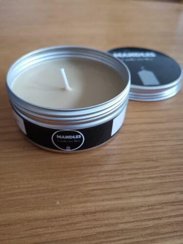 Tom Ford Black Orchid parfumées au soja bougie de cire mandle Candle