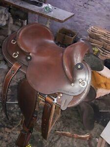 16-039-039-Australian-half-breed-saddle