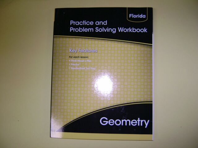 practice and problem solving workbook geometry answers florida prentice hall