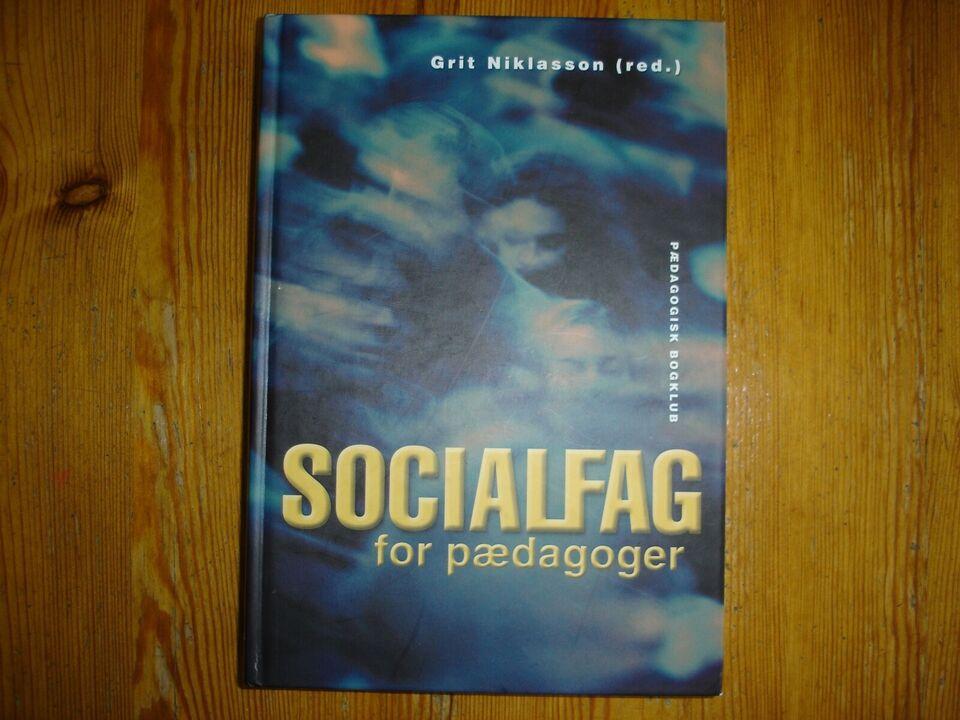 Socialfag for pædagoger, Grit Niklasson, år 2002