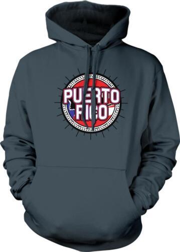 Puerto Rico Boriqua San Juan Island Tropical Caribe New Hoodie Pullover