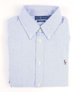 Polo Ralph Lauren Womens Harper Long Sleeve Shirt - White Blue Pink Stripe    eBay c5603852f11c