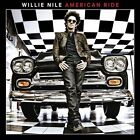 American Ride [Digipak] by Willie Nile (CD, Jun-2013, Loud & Proud)