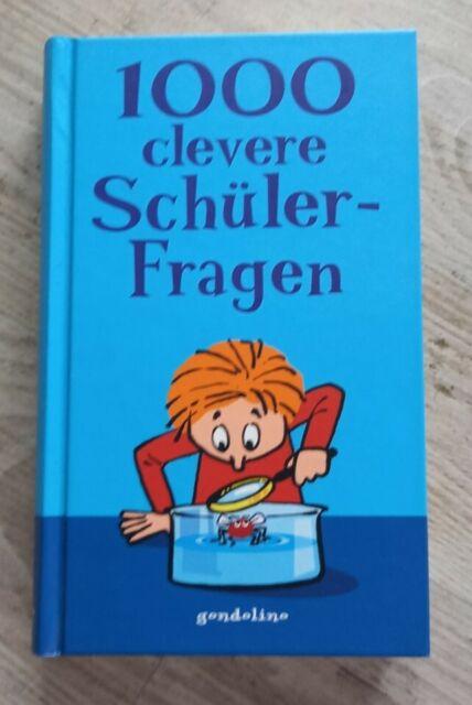 1000 clevere Schüler-Fragen | gondolino-Verlag | 2005