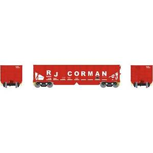 Athearn-HO-Ready-to-Run-40-039-OB-Ballast-Hopper-Load-RJC-176941