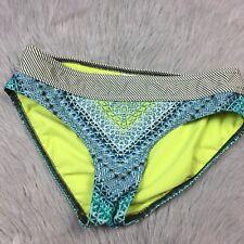 c6ce28d54e9d item 5 Prana Womens Ramba Full Coverage Swim Bikini Bottom Blue Green Sz XS  -Prana Womens Ramba Full Coverage Swim Bikini Bottom Blue Green Sz XS