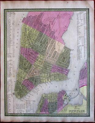 1855 GA MAP Panthersville Peachtree City Perry Philema Phoenix Pooler Burroughs