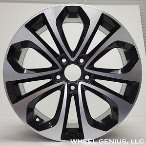 "Honda Accord 2013 Black Rims 18"" Honda Accord ..."