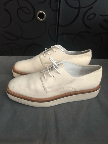 Leather Tanner 7 Women's 727682462819 Size Sneaker Vince PSBwExRWqx