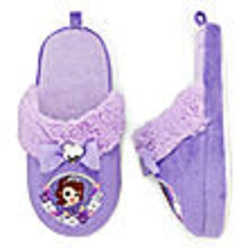 Disney Collection Girls Purple Sofia  Slippers Size 5/6 7/8  9/10 NWT