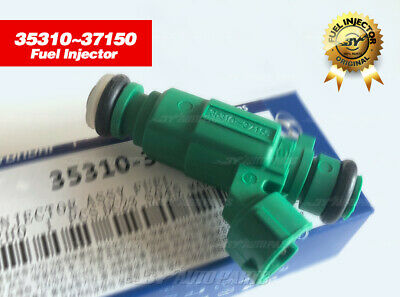 35310-37150 Rebuilt /& Flow Matched in the USA Fuel Injectors Set for Hyundai 4