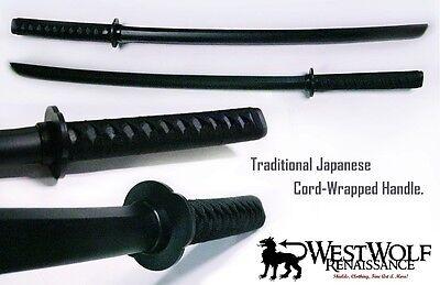 NEW Natural Solid Oak Practice Sword Wooden Blade Training Katana//Bokken//Kendo