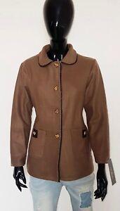 innovative design 3da28 a6672 giubbotto donna giacca corta cappotto autunnale mezza ...