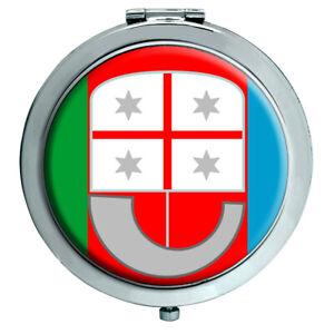 Ligurien (Italien) Kompakter Spiegel